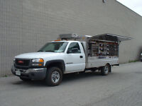 Mobile catering truck driver needed asap