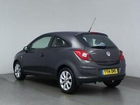 2014 VAUXHALL CORSA 1.2 Excite 3dr [AC]