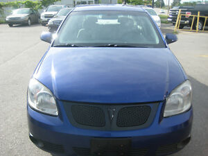 2007 Pontiac G5 SE w/1SB SedanCAR PROOF VERIFIED SAFETY AND E TE