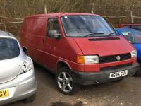 Volkswagen Transporter 2.0td 1998 For Breaking
