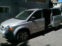 2009 Dodge Grand Caravan STOW N GO Familiale