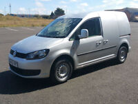 62 Plate Volkswagen Caddy 1.6TDI ( 102PS ) C20 v.low miles