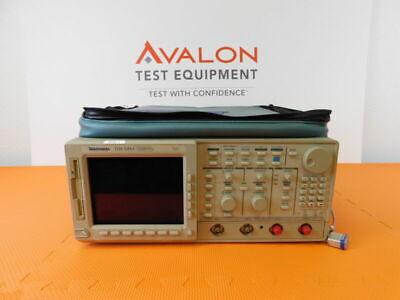 Tektronix Tds544a Oscilloscope 500 Mhz 4 Ch. 500 Mss