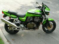 kawasaki ZRX 1200R 2004