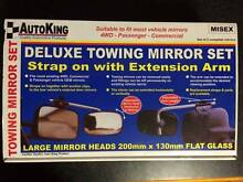 Towing mirrors - AutoKing Deluxe - brand new Semaphore Port Adelaide Area Preview