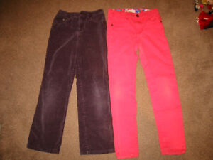 Size 8 Girl Pants, Shirts, Hoodies and Bathing Suits