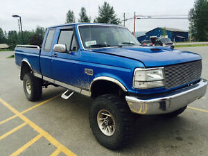 1994 Ford F-150 SuperCrew Xlt Pickup Truck