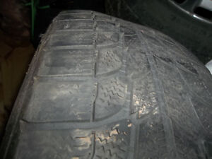 Two 205/60r16s Michelin X Ice