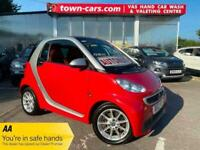 2012 smart fortwo PASSION MHD -AUTO, ZERO ROAD TAX, ONLY 61984 MILES, SAT NAV, S