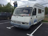 Wanted Motorhomes 2-6 berth,cash waiting