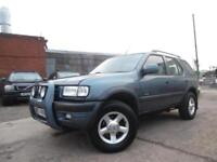 VAUXHALL FRONTERA LIMITED 2.2 DTI DIESEL 4X4 MANUAL