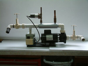 hot tub pump system