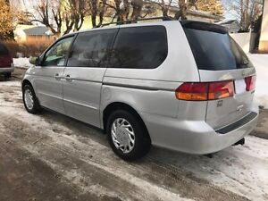 2002 HONDA ODYSSEY EX // 7 SEATER // LOW KM // POWER SLIDE DOOR
