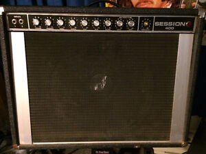 Peavey Session 400 and Peavey pro studio 40