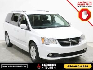 2016 Dodge Grand Caravan CREW A/C STOW'N'GO GR ELECT MAGS