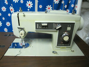 Sears Kenmore Electric Sewing Machine with table
