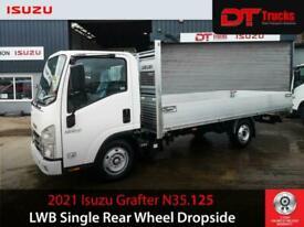 Isuzu Grafter N35.125 S (single rear wheel) LWB Dropside [AWAITING NEW STOCK]