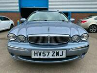2007 Jaguar X-Type 2.2d Sovereign 5dr ESTATE Diesel Manual