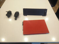 Surface Pro 3 i5 128gb with 2 type covers and Docking station