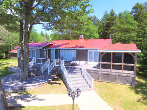 Lake Front Getaway Home For Sale - Major Price Reduction!