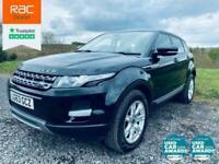 2013 Land Rover Range Rover Evoque 2.2 SD4 PURE 5d 190 BHP Estate Diesel Automat