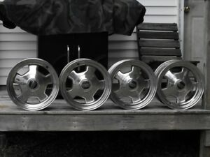 Ford/Dodge 15 inch truck rims