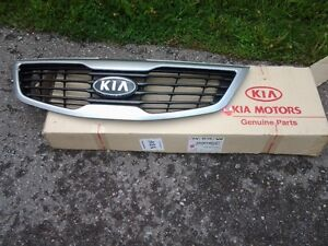 NEW FRONT GRILL FOR 2011 KIA SPORTAGE