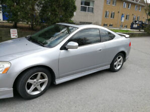 2004 Acura RSX Low mileage manual w leather - Original Owner