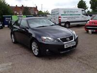 2011 11 LEXUS IS 2.5 250 ADVANCE 4D AUTO 205 BHP