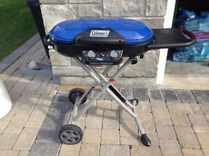Coleman Fold and Go Camping BBQ