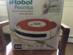 Roomba 530, lightly used.