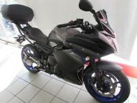 YAMAHA XJ6F DIVERSION 63 REG 15133 MILES, TINTED SCREEN, ADJUSTABLE LEVERS...