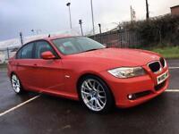 2010 60 BMW 3 SERIES 2.0 320D EFFICIENTDYNAMICS 4D 161 BHP DIESEL