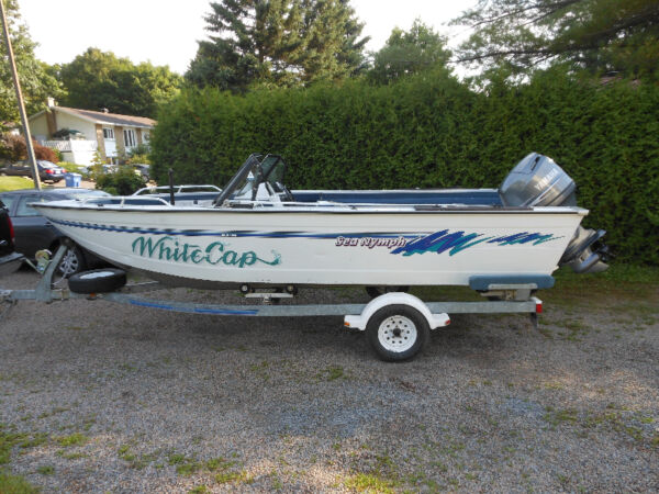 Used 1995 Other SEA NYMPH GLS 195
