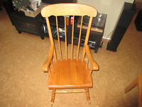Classic Rocking Chair