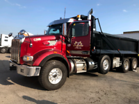 Dump Truck Drivers Full Time Position Available