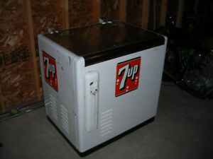 Wanted 7 up cooler