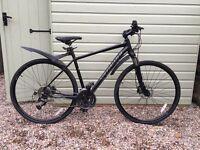 Specialized Crosstail Sportback hybrid bike