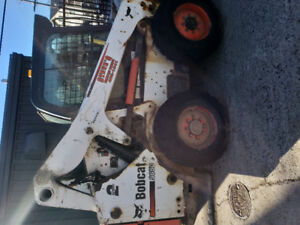 2010 skid steer bobcat s650
