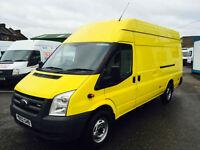 2012 62 Ford Transit 2.2TDCi (100PS) (EU5) 350 LWB JUMBO - DIESEL VAN