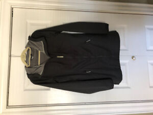 For sale- ladies bench coat- size large