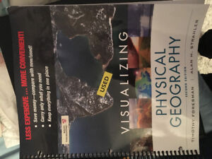 Physical Geography textbook by Foresman & Strahler
