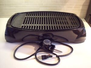Grilloir GE Indoor Grill Model 106796