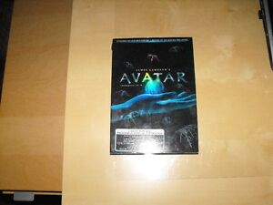 DVD Avatar édition de collection prolongée