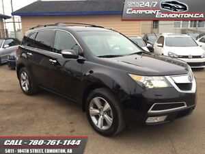 2012 Acura MDX ADVANCE TECH PACK LOADED  INCREDIBLE VALUE!!!