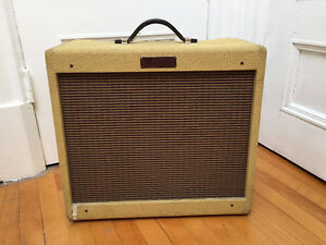 Fender Blues Junior Tweed made in USA (All Tube) 1995