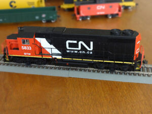 Atlas Trainman® HO CN mixed freight set #0036 for sale