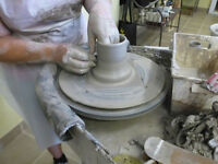 Weekend Pottery Workshops - Book a Group!