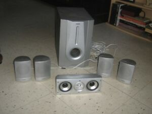 surroundsound speakers