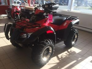 SAVE ON 2016 HONDA ATV LEFTOVERS AND 2017 CURRENT STOCK!